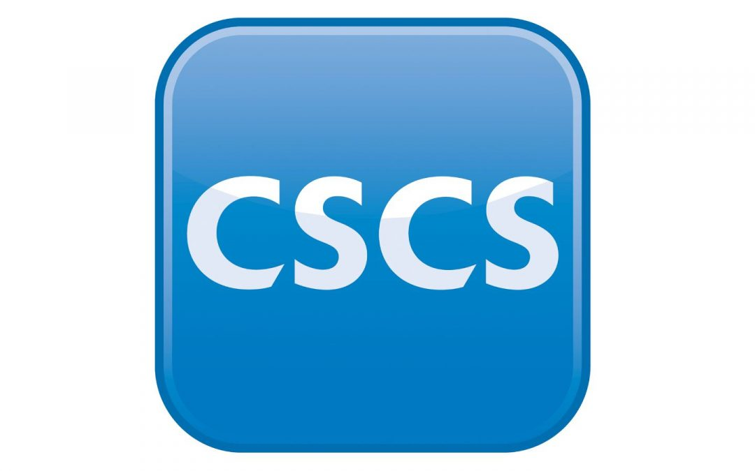 New Guidance Note: Applying for a CSCS Card