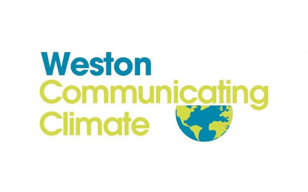 Weston Communicating Climate